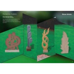 Stone Article Contemporary Sculptures